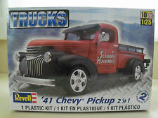 REVELL  (1941 CHEVROLET) '41 CHEVY PICKUP TRUCK (2 'N 1) MODEL KIT (SEALED)