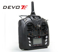 Walkera Devo 7E transmitter (mode 2) - DSM2 compatibiliteit