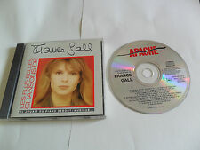 FRANCE GALL - Les Plus Belles Chansons (CD) GERMANY Pressing