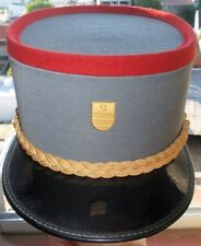 SWISS LAUSANNE POLICE OFFICER DRESS KEPI HAT CAP RARE !!