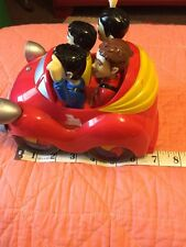 Wiggles Car Play Toy 7 Inch