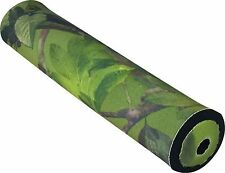 """Woodland Camouflage Neoprene Cloth Cover for 2"""" Rifle Sound Moderator Silencer"""