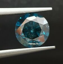 1.54 Ct Fancy Blue Natural Diamond Loose Sparkling For Ring Wholesale Price