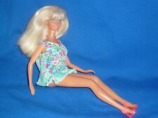 Barbie Doll with Blonde Hair ~ Superstar Face Mold ~ Pretty 2 Piece Outfit