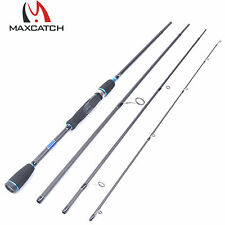 "8'9""Spinning Rod 2.7M Graphite Travel Fishing Rod 4Pieces saltwater Rod"