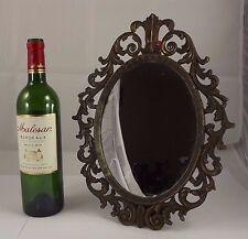 Vintage italian mirror barock rokoko Marie Antoinette décor art deco nouveau