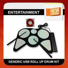 Generic USB Roll-Up Drum Kit
