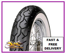HARLEY DAVIDSON XL1200C SPORTSTER CUSTOM WHITEWALL REAR TYRE MT90-16 74H Maxxis