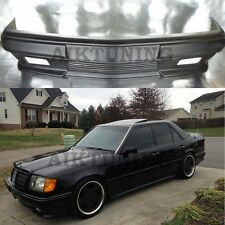 Mercedes Benz w124 amg 2 style full front bumper spoiler coupe saloon estate