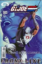 Image Comics 2003 G.I. JOE - FRONTLINE #4 Very Fine GI VF Bagged & Boarded
