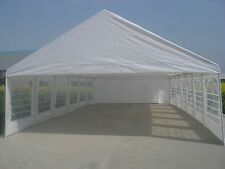 30x30 Heavy Duty Tent Fire Retardant