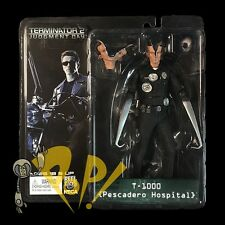 TERMINATOR 2 Judgment Day T-1000 PESCADERO HOSPITAL Action Figure NECA T2 in USA