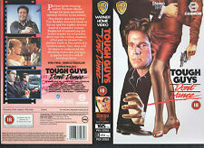 Tough Guys Don't Dance, Ryan O'Neal Video Promo Sample Sleeve/Cover #11747