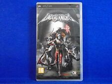 psp UNDEAD KNIGHTS A Zombie Action Adventure Game Playstation PAL REGION FREE