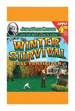 Fall Fertilizer Winter Survival Promotes Root Growth for Autumn Seeding 45 lbs
