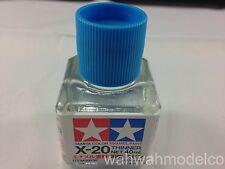 Tamiya #80030 Tamiya Color Enamel Paint X-20 Enamel Thinner (40ml)