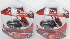 2 Quantum Nomad 20 (7+1) Ball Bearing Spin Fishing Reels, NEW