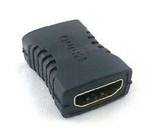 Gold Plated HDMI Female to HDMI Female Adapter Convertor v1.4