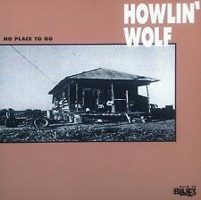 CD HOWLIN' WOLF - no place to go