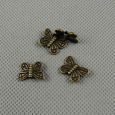 5x Craft Supplies Jewelry Making Findings Retro Charms DIY A2942 Butterfly Bead
