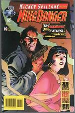 MICHEY SPILLANE PRESENTA MIKE DANGER N. 10 PLAY PRESS TEKNO COMIX