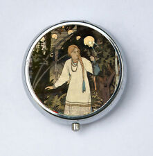 Vasilisa the Beautiful Pill case pillbox pill holder