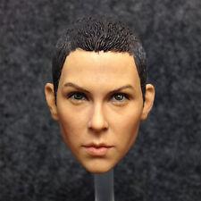 """1/6 Head Sculpt KUMIK Mad Max 4 Charlize Theron Imperator Furiosa fit 12"""" body"""