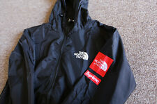 The North Face X Supreme Lightweight Windbreaker Jacket Black Medium