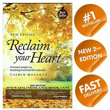 Reclaim Your Heart by Yasmin Mogahed (Paperback/softback, 2015) NEW 2nd EDITION!