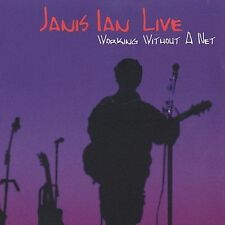 Live: Working Without a Net ~ Ian, Janis CD
