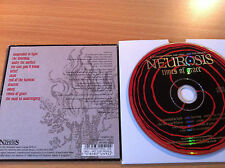 NEUROSIS ~'TIMES OF GRACE'~ Rare PROMO Only CD 1999~HARDCORE DOOM METAL