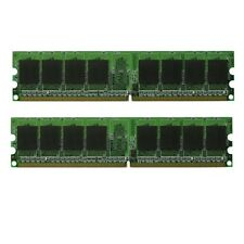 4GB 2x 2GB DDR2-800 MHz PC2-6400 Desktop Memory for eMachines EL1200-06w