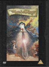 The Lord Of The Rings - 1978 Animated film - UK R2 DVD