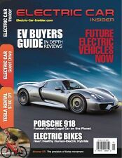 Electric Car Insider EV Buyers Guide