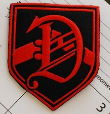 Glee Dalton Warblers Patch