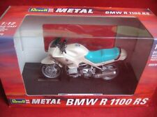 REVELL ® 08870 METAL 1:12 BMW R 1100 RS MOTO BIANCO NUOVO