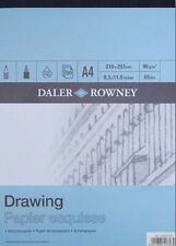 Daler Rowney Smooth Drawing Pad - A3