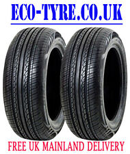 2X tyres 195 60 R15 88V HIFLY HF201 Brand New QUALITY Tyres 195 60 15 M+S