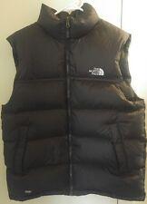 Super Nice Men's The North Face 700 Down Vest Size L Black