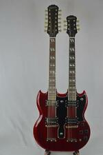 EPIPHONE G1275 CUSTOM LIMITED EDITION DOUBLE NECK GUITAR, Int'l Buyer Welcome