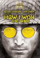 How I Won the War 1967 (DVD) Michael Crawford, John Lennon, Roy Kinnear - New!