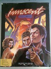 "Psygnosis's adventure game ""Innocent Until Caught"" PC 1993"