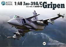 Kitty Hawk KH80117 1/48 SAAB Jas-39A/C Gripen