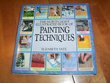 PAINTING TECHNIQUES Artist Instruction Art Arts Artists Instructions Guide Book