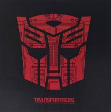 TRANSFORMERS THE MOVIE SOUNDTRACK  2 VINYL LP NEW+