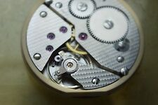 Vintage Swiss Made Unitas ETA 6498 movement working original