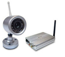 ASTAK CM-812T Night Vision Weatherproof Wireless Color Security Camera
