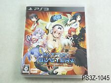 Nitroplus Blasterz Japanese Import Playstation 3 PS3 Japan nitro+ JP US Seller A
