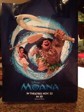 Disney Trick Or Treat/Gift Bag 2016 Moana Beauty and the Beast