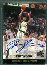 Brian Skinner Basketball Auto 1998-99 Press Pass '98 Signature Autograph Signed